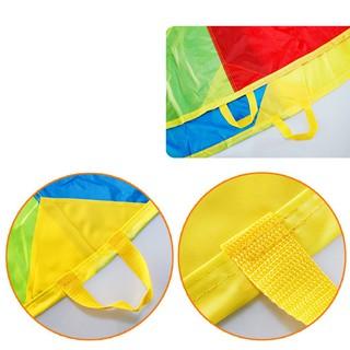 1.8M Parachute Sensory Training Umbrella Child Game Toy Kind choosewho