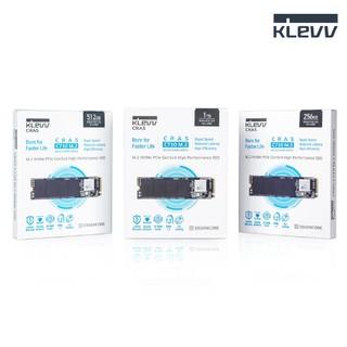 Ổ Cứng SSD KLEVV CRAS C710 256G/512G/1TB M2 NVME Gen3x4