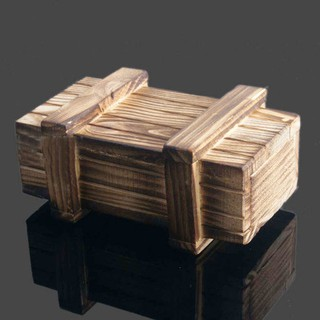 Thùng gỗ – phụ kiện trang trí cho xe RC