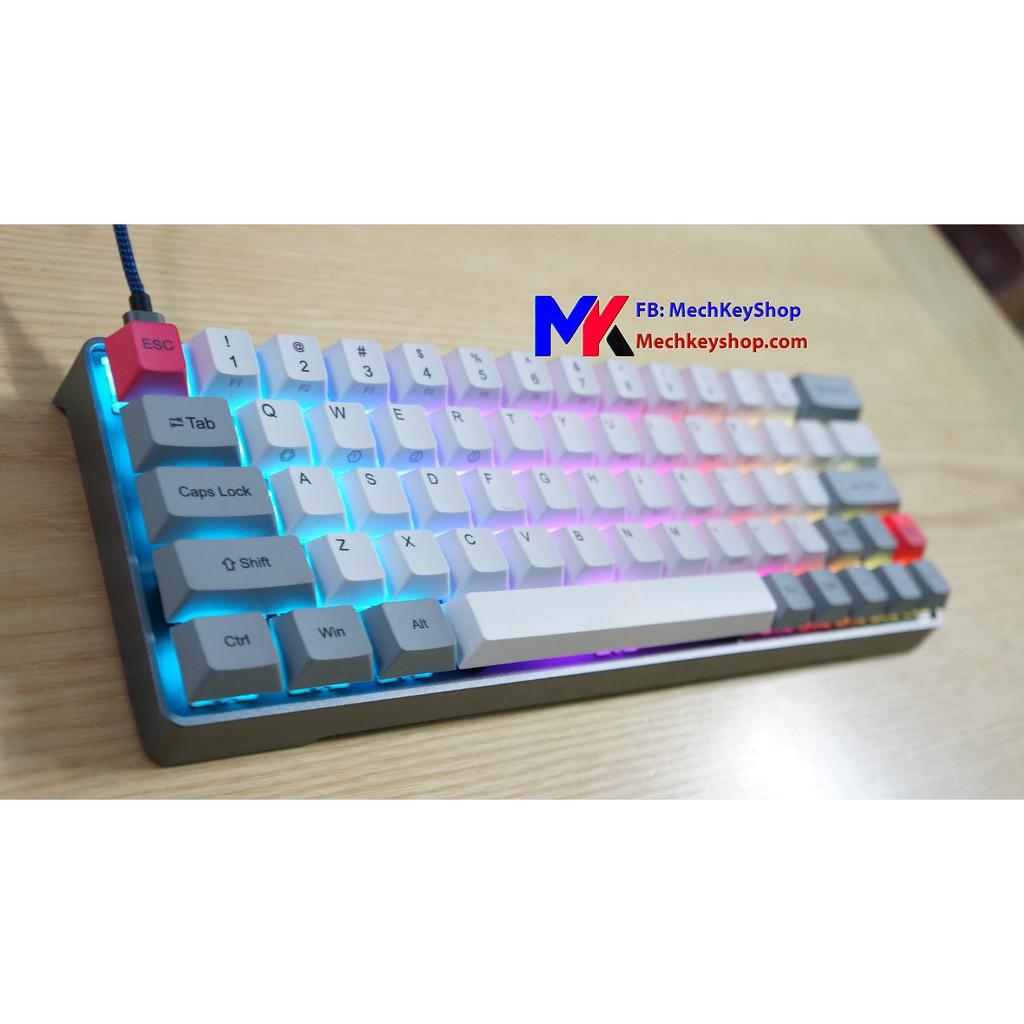 Bàn phím cơ GK64 - Case nhôm nguyên khối, Led RGB/ nháy theo nhạc, Gateron Switch, hot swap, Driver - 2571117 , 1205745631 , 322_1205745631 , 2600000 , Ban-phim-co-GK64-Case-nhom-nguyen-khoi-Led-RGB-nhay-theo-nhac-Gateron-Switch-hot-swap-Driver-322_1205745631 , shopee.vn , Bàn phím cơ GK64 - Case nhôm nguyên khối, Led RGB/ nháy theo nhạc, Gateron Swi