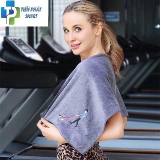 Khăn lau mồ hôi tập Yoga Tienphatsmart Thấm hút tốt và siêu bền đẹp thumbnail