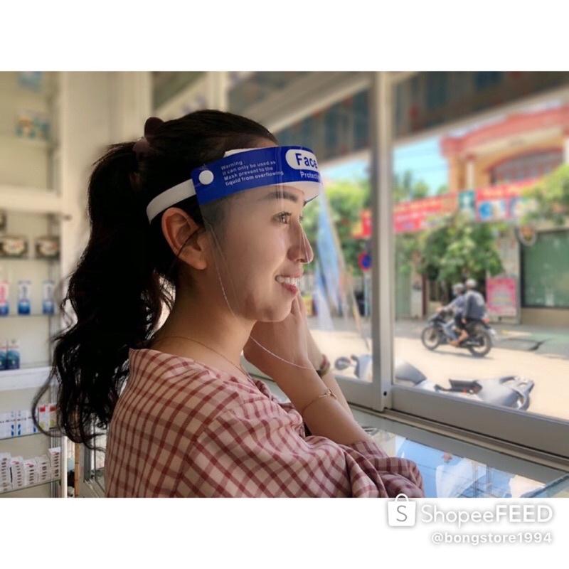 Kính chống giọt bắn, kính bảo hộ bảo vệ mắt đa năng chống bụi bẩn giọt bắn đảm bảo an...