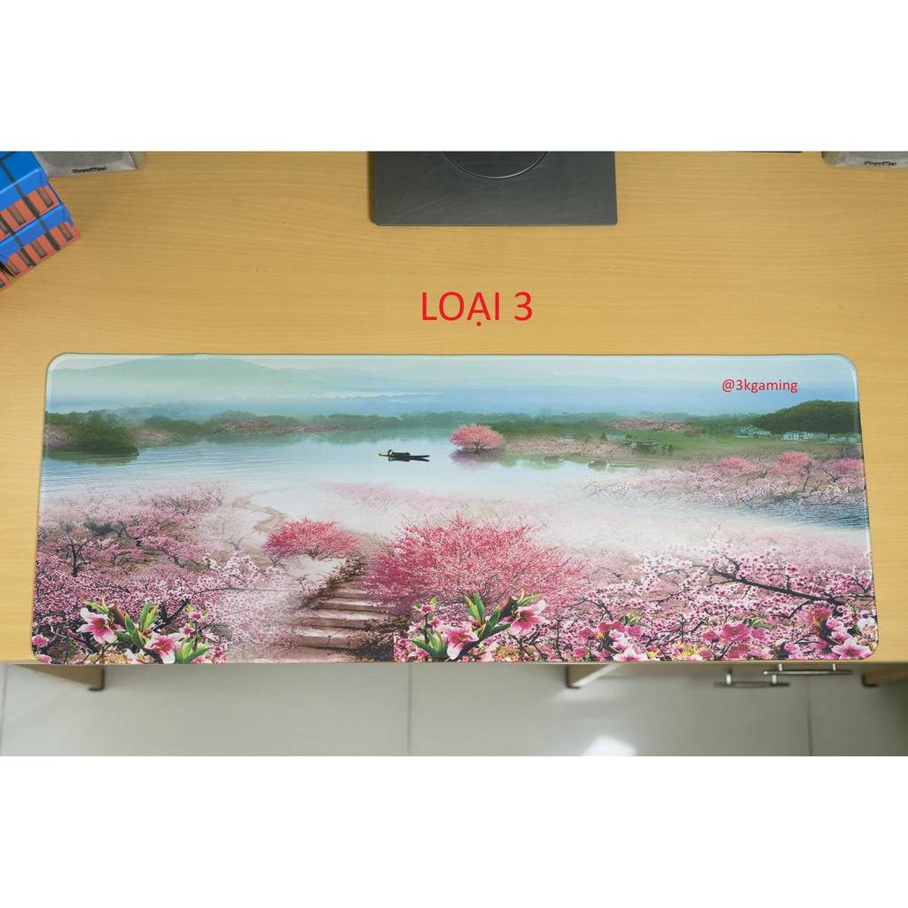 Bàn Di Chuột - Lót Chuột Size 80x30,90x40 ( NEW)