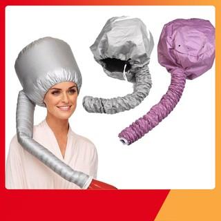 (Giảm Giá Sập Sàn) Mũ hấp tóc dùng máy sấy nóng an toàn–6068 (Xả Hàng)