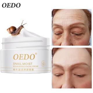 COD Kem dưỡng tinh chất ốc sên đàn hồi chăm sóc da OEDO dưỡng ẩm ngừa nếp nhăn làm trắng da hiệu quả trẻ hoá da Skin Conditioning thumbnail