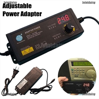 Jointdaisy 60W 3-24V Adjustable Adapter With Display Screen Of Voltage DC Power Supply CCC