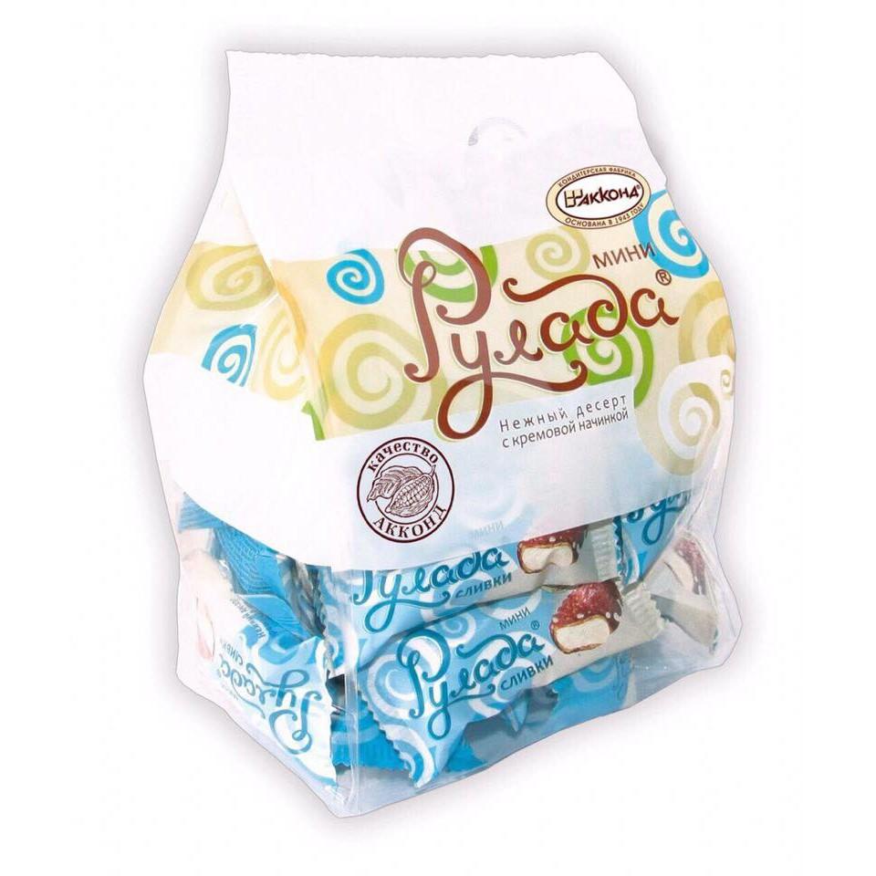 kẹo socola phủ lạc rulada nga nhân bơ gói 270g cực ngon - 2854451 , 821496035 , 322_821496035 , 160000 , keo-socola-phu-lac-rulada-nga-nhan-bo-goi-270g-cuc-ngon-322_821496035 , shopee.vn , kẹo socola phủ lạc rulada nga nhân bơ gói 270g cực ngon
