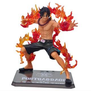 [CÓ SẴN] Mô hình nhân vật Ace Hỏa Quyền đảo hải tặc One Piece