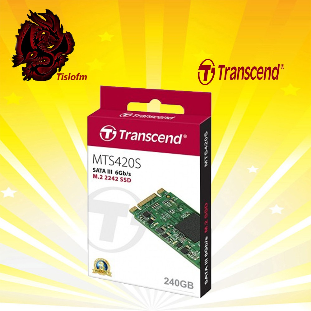 Ổ Cứng SSD Transcend MTS420S 240GB M2 2242