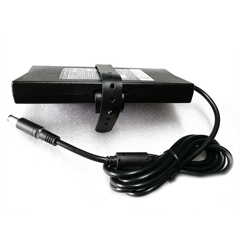 Sạc Laptop Dell 90W 19.5V – 4.62A Slim (ZIN) - Kèm dây nguồn