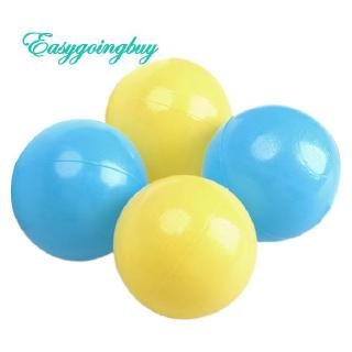 Toy ♡ 10pcs Colorful Ball Fun Ball Soft Plastic Ocean Ball Baby Kid Swim Pit Toys