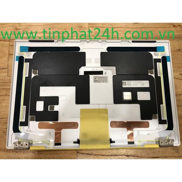 Thay Vỏ Mặt A Laptop Dell XPS 13 2020 9300 03VXYX AM2Q1000141 Viền Trắng