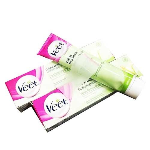 Kem tẩy lông Veet dành cho da nhạy cảm 200ml