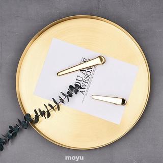 Living Room Decorative Simple Makeup Tableware Bathroom Kitchen Jewelry Display Storage Tray