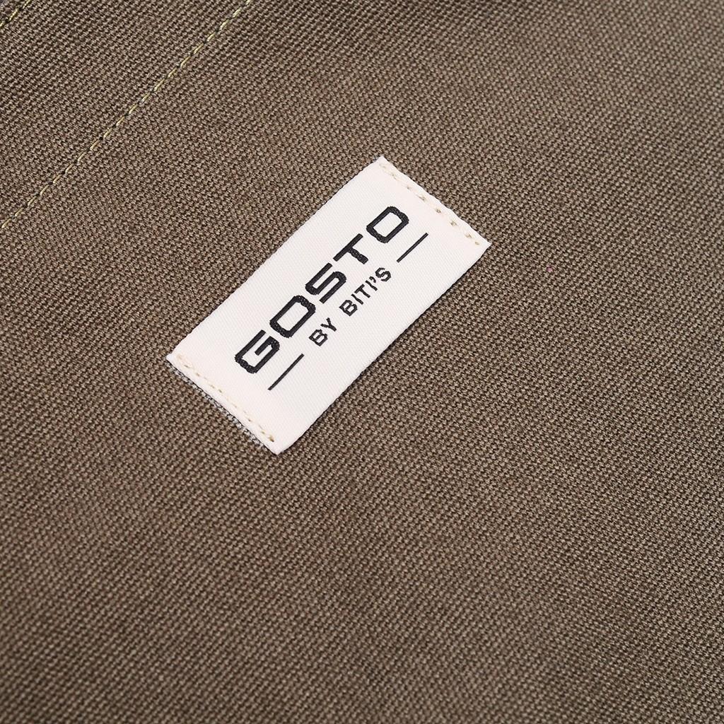 [Mã WABRBI267 giảm 10% tối đa 50k đơn từ 250k] Túi Vải Gosto by Biti's GTW004400REU (Rêu)