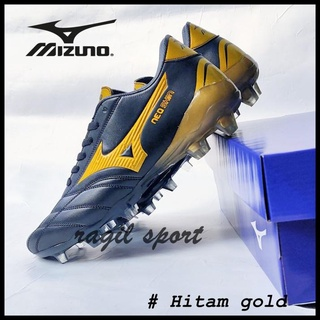 Giày đá bóng Mizuno màu vàng đen size 38 thumbnail