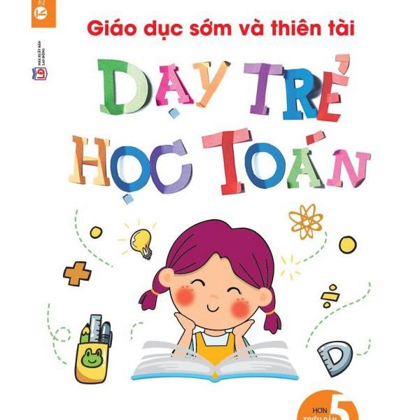 Sách - Dạy trẻ học Toán (TB)