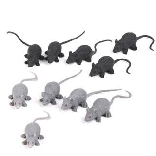 [HÀNG CÓ SẴN] Bộ 10 con chuột nhựa dùng trong trang trí Halloween Shopgiarelc