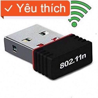 USB thu wifi tốc độ cao cho laptop-PC