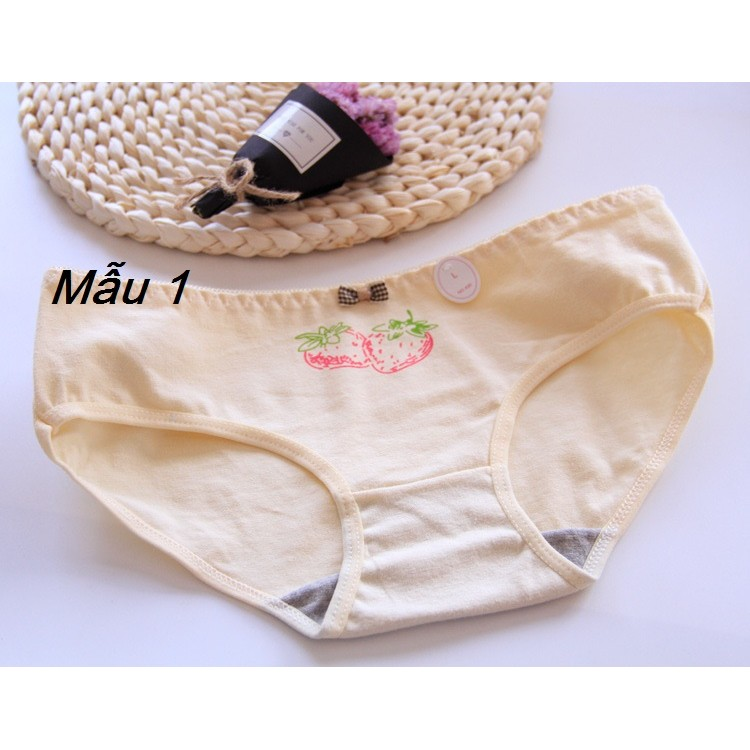 Quần lót cotton - 2759423 , 292824124 , 322_292824124 , 15000 , Quan-lot-cotton-322_292824124 , shopee.vn , Quần lót cotton