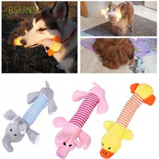 BSUNS Cute Hot Squeaky Fashion Stuffed Dog Toys