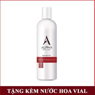 [Chính Hãng] Sữa Dưỡng Thể Alpha Skincare Renewal Body Lotion 12% AHA thumbnail