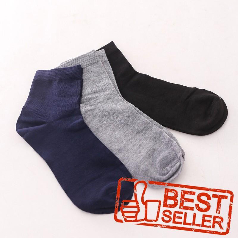 [BÁN LẺ]  Hộp 10 đôi tất chống hôi chân