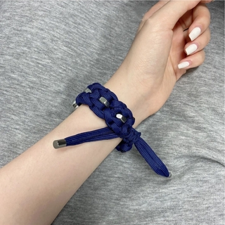 Colorful Fabric Braided Rope Strap for Apple Watch 38MM 40MM 42MM 44MM for iWatch Series 6 SE 5 4 3 2 1 woman Adjustable Bracelet Band Watch band