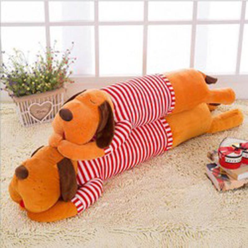 Chó ôm loại lớn (áo đỏ lông vàng)