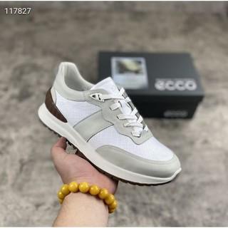 giày golf nam da thật
