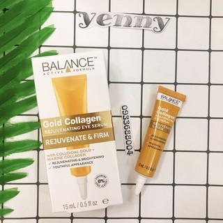 Kem Dưỡng Mắt Gold Collagen Balance Active Formula 15ml thumbnail