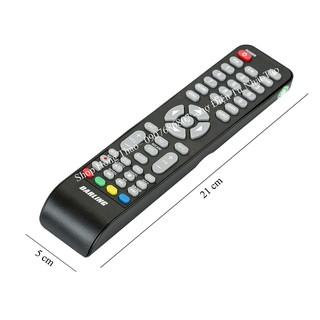 Remote Tivi Darling không hộp