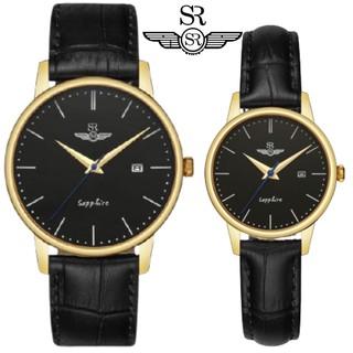 Đồng hồ nam nữ SRWATCH Timepiece TE SG1055.4601TE và SL1055.4601TE mặt kính Sapphire thumbnail