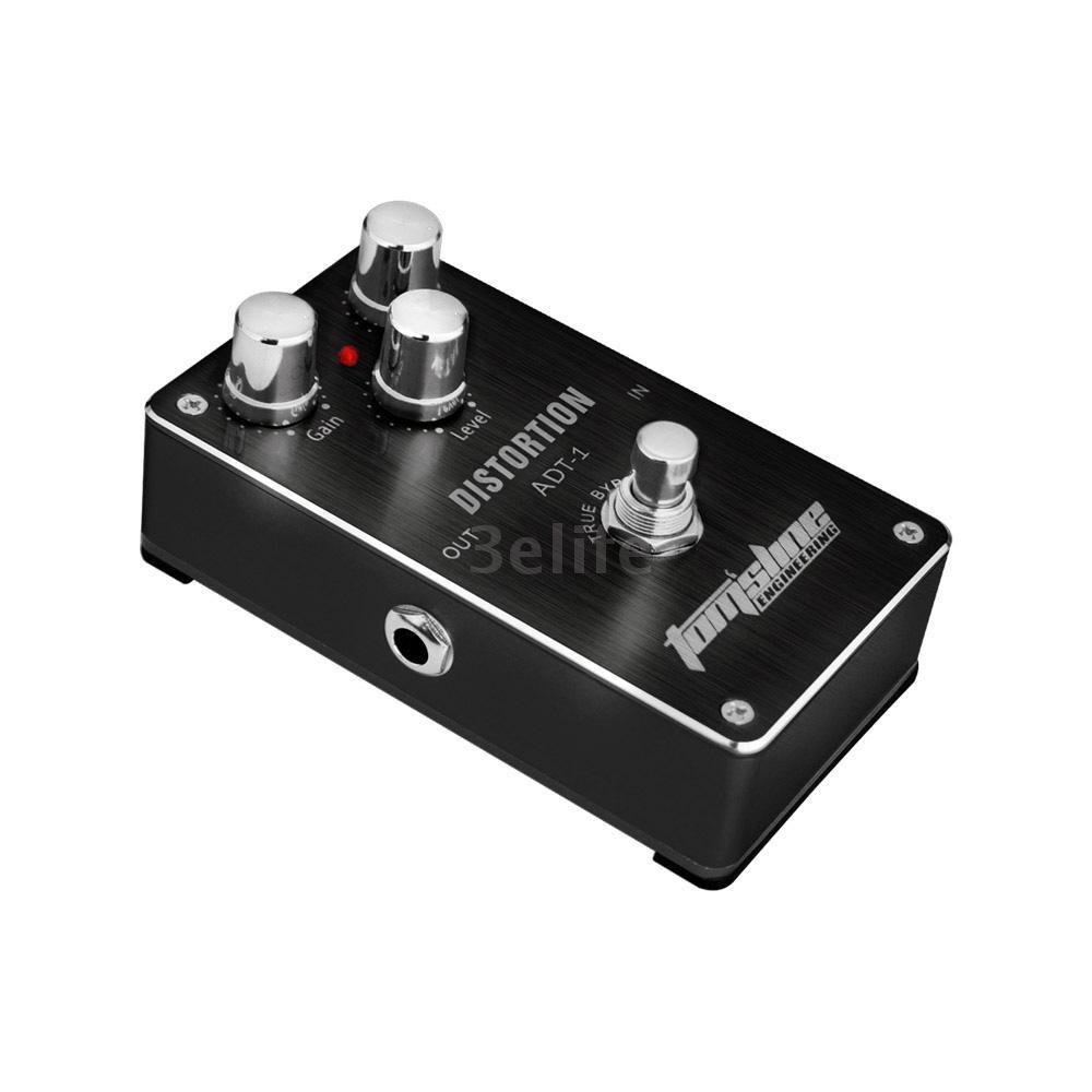 EIFE Aroma ADT-1 Distortion Electric Guitar Effect Pedal Aluminum Alloy Housing True Bypass