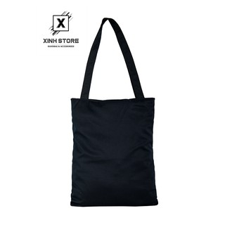 Hình ảnh Túi Vải Đeo Vai Tote Bag Follow XinhStore-2