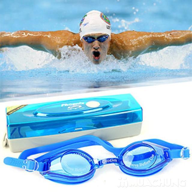 Kính bơi Phoenix - Tặng nút bịt tai + Hộp đựng kính