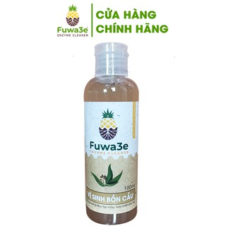 Nước tẩy bồn cầu Fuwa3e hữu cơ diệt khuẩn với tinh chất khuynh diệp 100ml 1