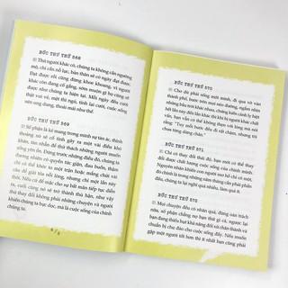 Hình ảnh Sách - 999 Lá Thư Gửi Cho Chính Mình - Mong Bạn Trở Thành Phiên Bản Hạnh Phúc Nhất (Bộ 2 quyển, lẻ tùy chọn)-8