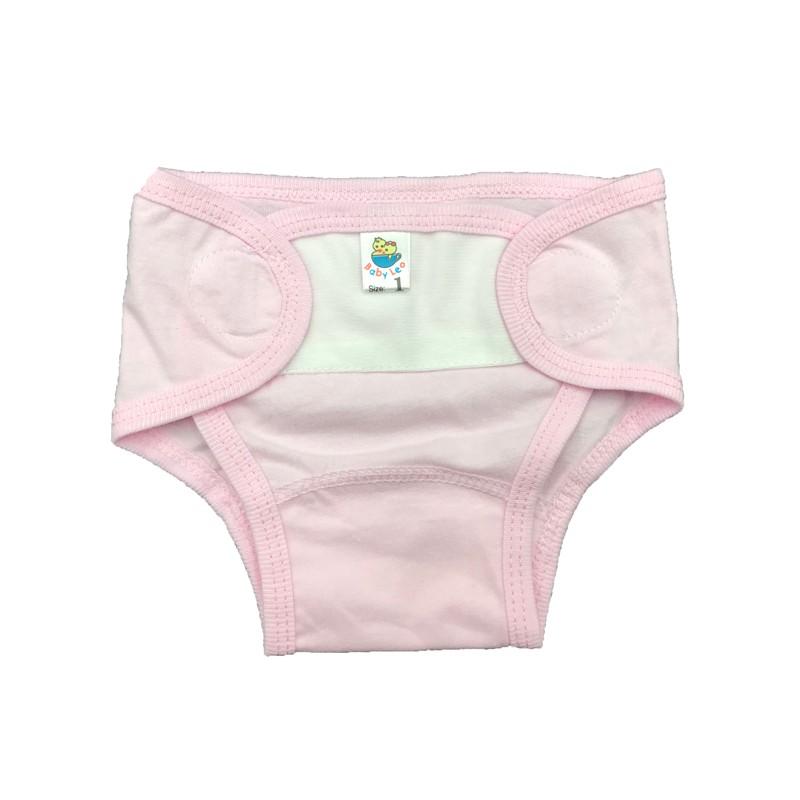 Tã vải dán Babyleo 100% cotton mềm, mịn, mát (in hình)