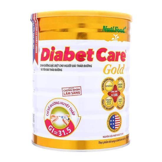Sữa bột Nutifood Diabet Care 900g cho người tiểu đường