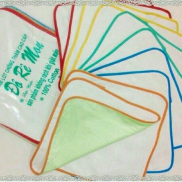10 Tấm Lót Chống Thấm Bền Đẹp Cho Bé Giặt Máy Được hàng loại 1