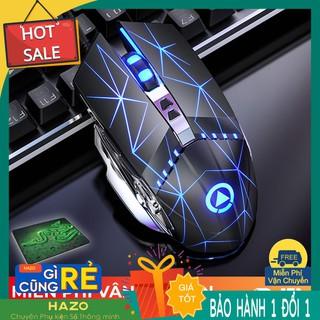 [RẺ VÔ ĐỊCH] Chuột chơi GAME Silver Eagle G3PRO E-sports nút Smart Macro LED quang USB - Tặng lót chuột xịn thumbnail
