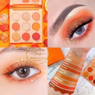 Bảng màu mắt Colourpop Orange You Glad thumbnail