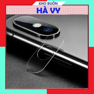 CƯỜNG LỰC CAMERA IPHONE 7 8 7 8PLUS X XS XR XSMAX thumbnail