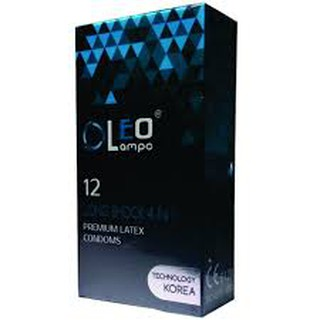 1 hô p 12 chiê c Oleo Lambo 4in1 Korea - gân gai mo ng ke o da i thời gian thumbnail