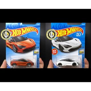 Xe mô hình 1:64 Hot Wheels Basic – McLaren 720S