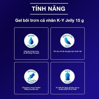 Gel Bôi Trơn Durex KY Jelly 50g Thái Lan- Cam Kết Chính Hãng 2