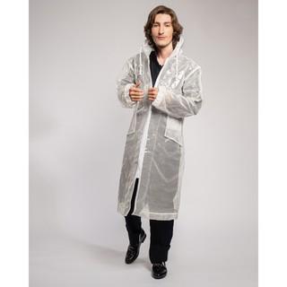 Áo khoác đi mưa Yvette Libby N guyen Paris, Para Umbrella, Màu Trắng thumbnail