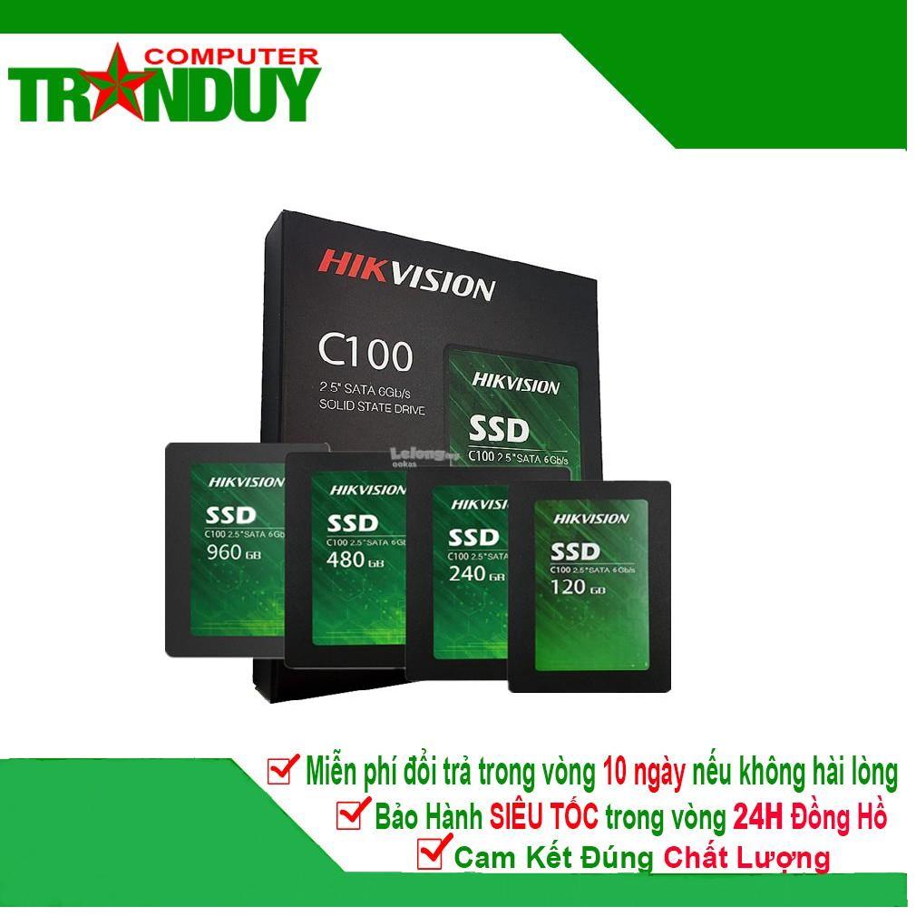 [linh kiện] Ổ Cứng SSD 240GB Hikvision Chính Hãng [máy tính] aidien2017