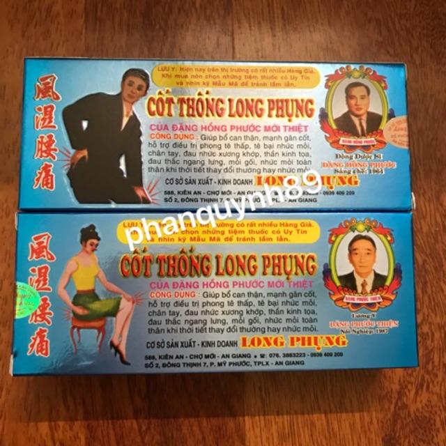 Cốt thống long phụng - 2678188 , 747234329 , 322_747234329 , 55000 , Cot-thong-long-phung-322_747234329 , shopee.vn , Cốt thống long phụng